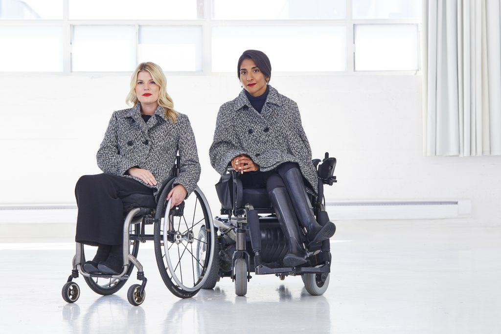 IZ Collection Moda para personas en silla de ruedas